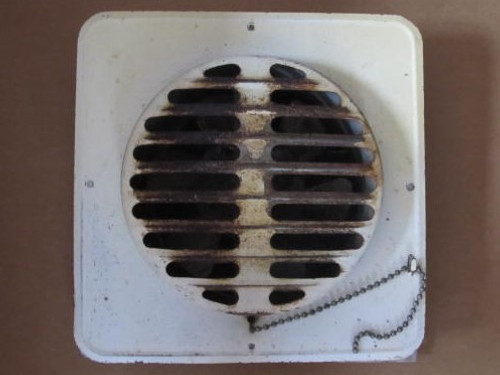 Side Wall Exhaust Vent (BP323A)