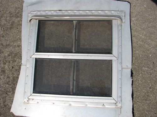 18in. x 18in. R.O. Air-o-lite window (BP325)