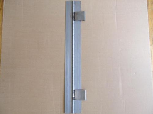 1947-1953 Spartan Door Hinge - (CHW152) REAR VIEW