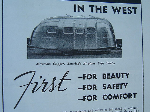 WANTED Airstream Trailers 1930's