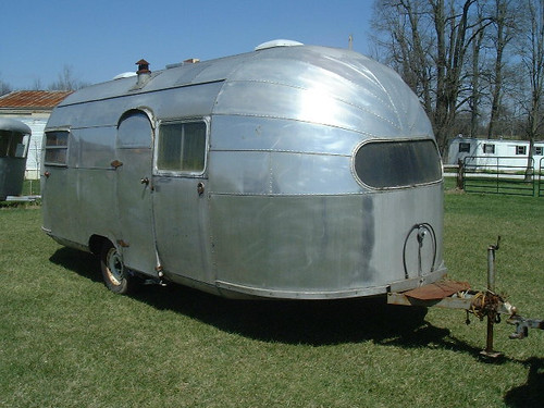 WANTED Airstream Trailers 1940's