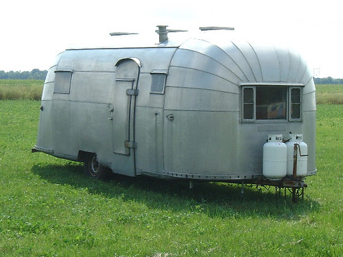 WANTED Airstream Trailers 1950's