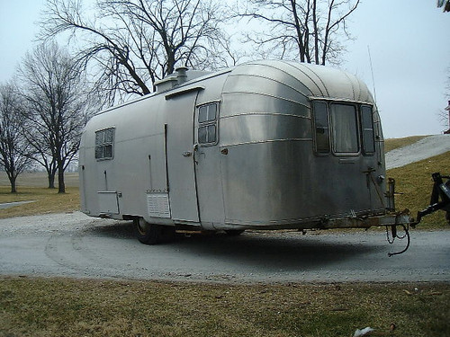 WANTED Avion Trailers 1950's