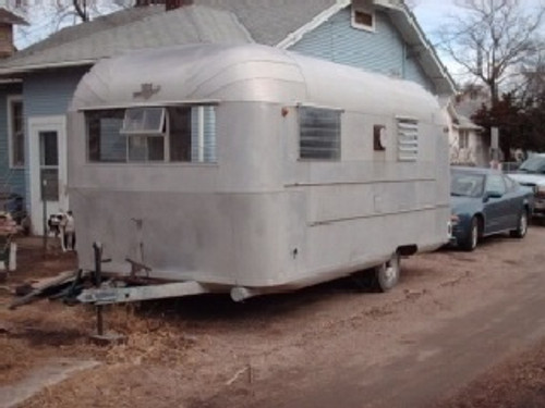 WANTED Jetstream Trailers 1950's