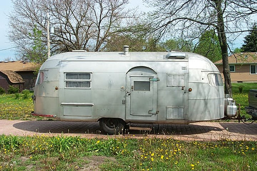 WANTED Silver Streak Trailers 1940's