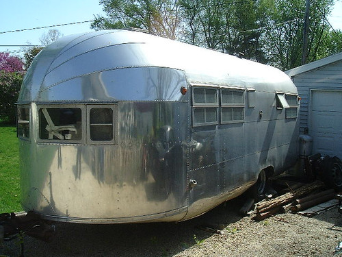 WANTED Silver Streak Trailers Early 1950's