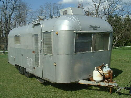 WANTED Silver Streak Trailers Late 1950's-1960's
