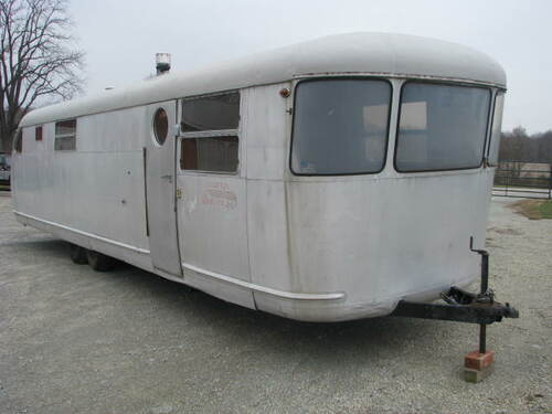 WANTED Spartan Trailers Early 1950's