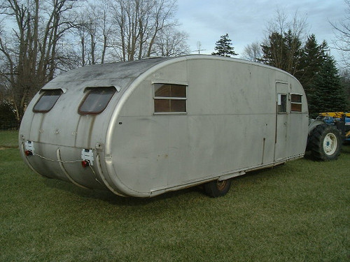 WANTED Spartanette Trailers  1940's - 1950's