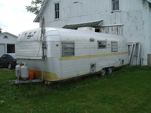 WANTED Streamline Trailers