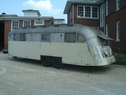 WANTED Westcraft Trailers 1940's - 1950's