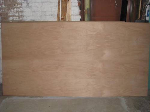 "Birch Paneling 1/8"" (CWI002)"