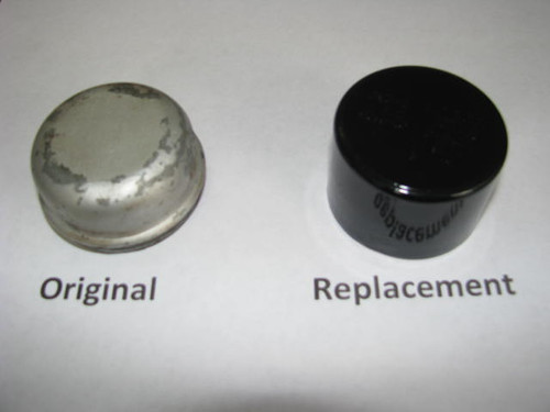 Grease Cap for 6 Lug Hub (CCH023)