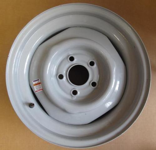 """15"""" x 6"""" Dexstar Wheel 5 Hole on 4-1/2"""" Bolt Circle (CCH032)"""
