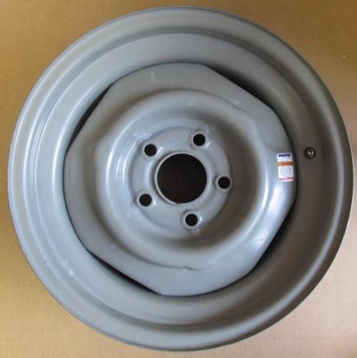 """15"""" x 6"""" Wheel 5 Hole on 4-1/2"""" Bolt Circle Dexstar (CCH033)"""