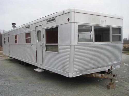 1958 Spartan 45' Imperial Villa #510