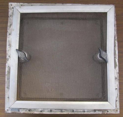 Hehr Aluminum Roof Vent ( without fan) (BP336)