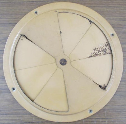 Round Interior Roof Vent (BP070)