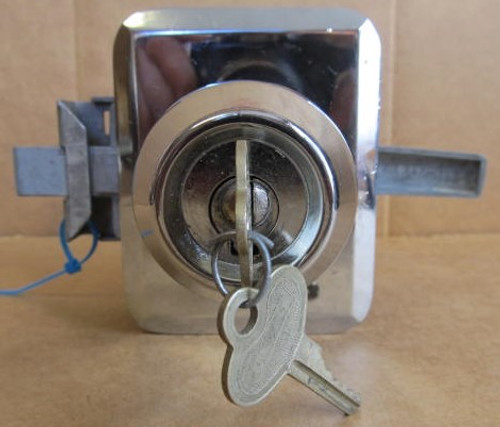 Chesler T-5 Lock with 2 keys (HW357)