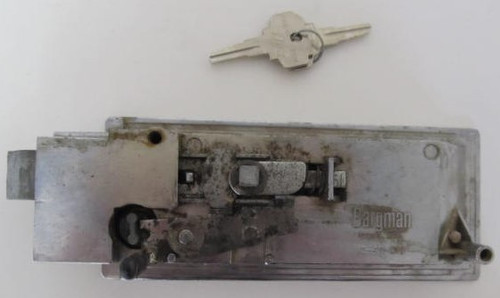 Bargan L-400 Lock (missing back plate and alignment plate) (HW367)