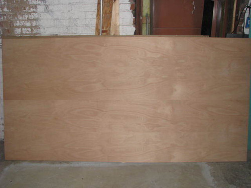 "Birch Paneling 1/4"""