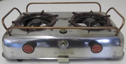 Homestrand 2 Burner Countertop Stove (AP120)