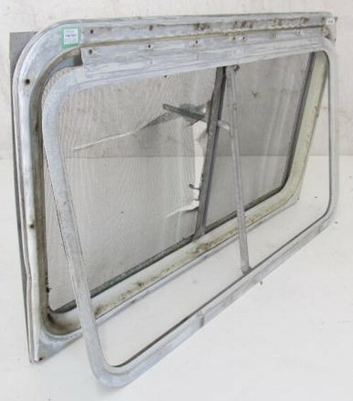 "33-1/8"" x 19-3/4"" Aluminum Window Frame (w/o glass) (BP362)"