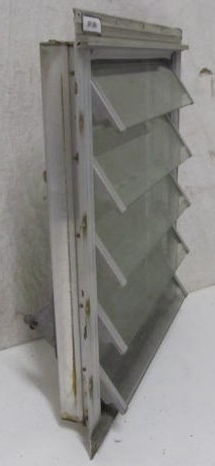 "20-7/16"" x 17-3/8"" 5 Pane Jalousie Window (BP365)"