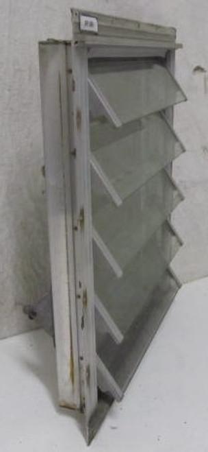"20-7/16"" x 17-3/8"" 5 Pane Jalousie Window (BP365)"