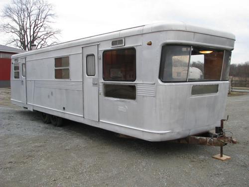 1955 Spartan 35' Royal Manor #316