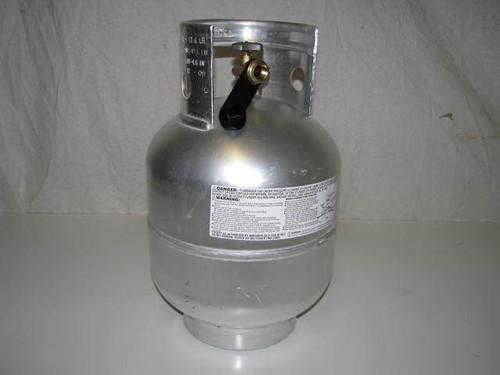20 lb. Aluminum LP Tank (open box) (CLP002A)