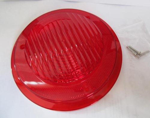 Reproduction Bargman No. 99 Red Lens (CLT109)