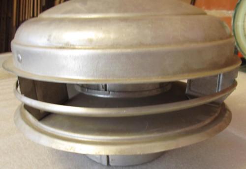 Aluminum Plumbing Vent (BP438)