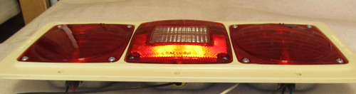 Monarch 5129 Complete Tail Light-Colonial White (LT440)
