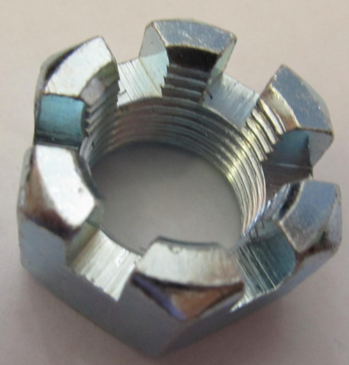 "Fine Axle(Castle) Nut 3/4"" (CCH035)"