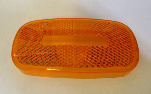 PETERSON CLEARANCE LENS - AMBER (18-1428)