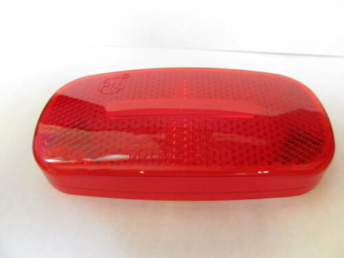 PETERSON CLEARANCE LENS - RED (18-1429)