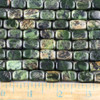 Chinese Jade 10x14mm Nugget Beads - approx. 8 inch strand, Set A