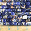 Sodalite 10x14mm Nugget Beads - approx. 8 inch strand, Set A