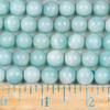 Blue Amazonite 10mm Round Beads - approx. 8 inch strand, Set A