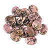 Rhodonite Worry Stone - 1 per bag