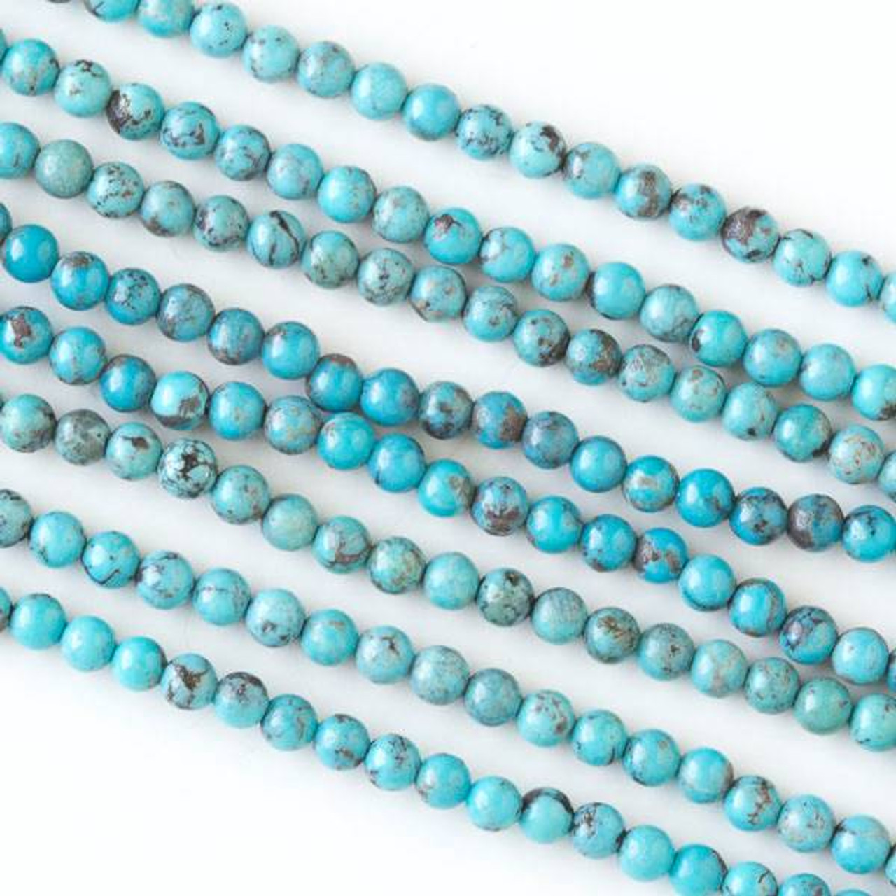 4mm MIDNIGHT BLUE GREY Rondelle Crystal beads fct Transparent 145 beads bgl1544