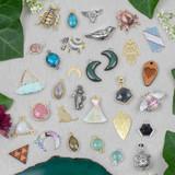 Tiny Pendants & Focals