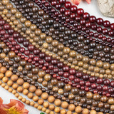 New Wood Beads