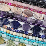 8 inch Gemstone Strands