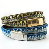 Boho Cord Bracelets