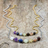 Chakra Bar Necklaces
