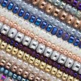Crystal Orbits Rondelle Beads