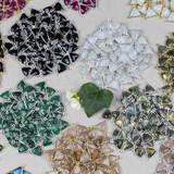 Gemstone Triangle Links