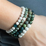 Elastic Bracelet Designs